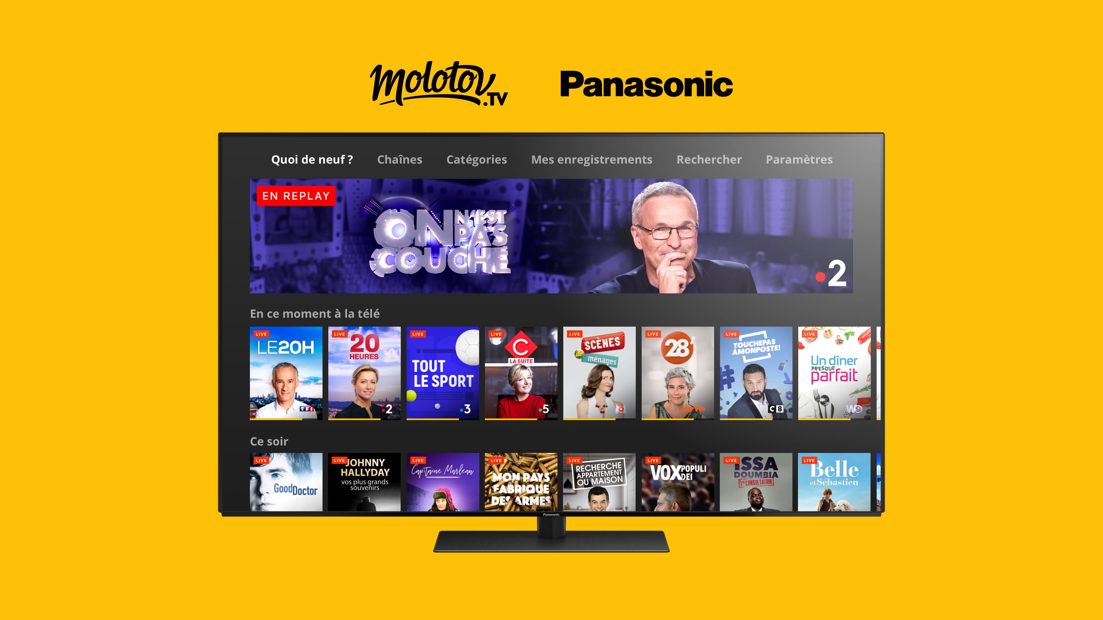porno gratuit à la télévision