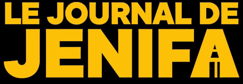 logo série Le Journal de Jenifa