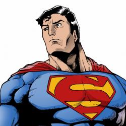 Superman - Personnage d'animation