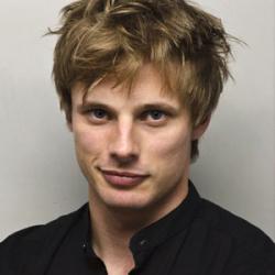 Bradley James - Acteur