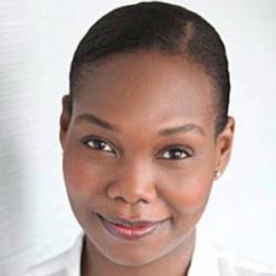 Kareen Guiock - Présentatrice