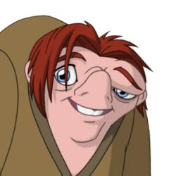 Quasimodo - Personnage d'animation