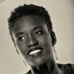 Rokhaya Diallo - Présentatrice