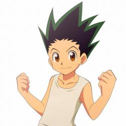 Gon Freecss - Personnage d'animation
