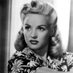 Betty Grable - Actrice