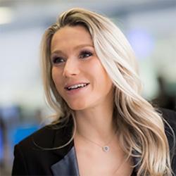 Valérie Fayolle - Présentatrice