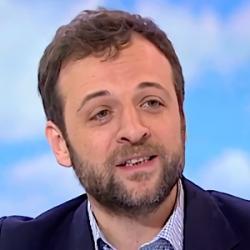 François-Régis Gaudry - Présentateur