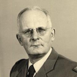 André Zeller - Militaire