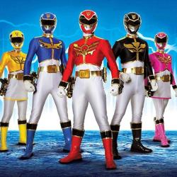 Power Rangers - Personnage de fiction