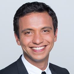 Djamel Mazi - Présentateur