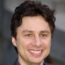 Zach Braff - Acteur, Réalisateur