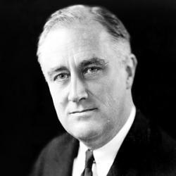 Franklin Delano Roosevelt - Politique