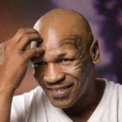 Mike Tyson - Boxeur