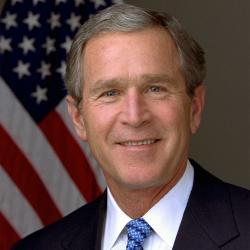 George W Bush - Politique
