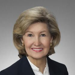 Kay Bailey Hutchison - Guest star