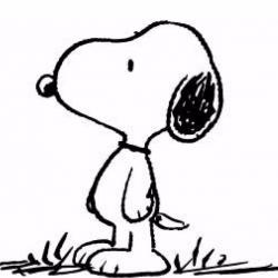 Snoopy - Personnage d'animation
