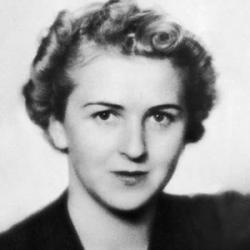 Eva Braun - Politique