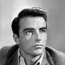 Montgomery Clift - Acteur