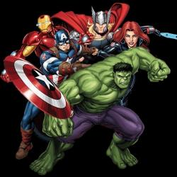 The Avengers - Personnage