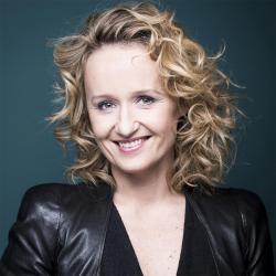 Caroline Roux - Présentatrice