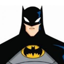 Batman - Personnage d'animation