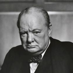 Winston Churchill - Politique