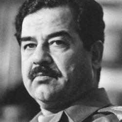 Saddam Hussein - Dictateur