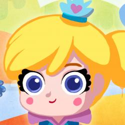 Millie - Personnage d'animation
