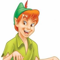 Peter Pan - Personnage