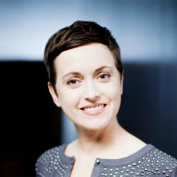 Sophie Jovillard - Présentatrice