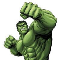 Hulk - Personnage de fiction