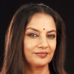 Shabana Azmi - Actrice