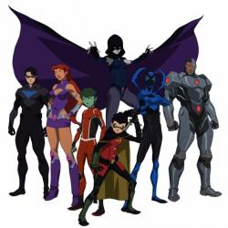 Teen Titans - Personnage