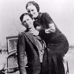 Bonnie & Clyde - Hors-la-loi