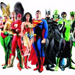 Justice League - Personnage