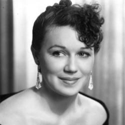 Jeanette Nolan - Actrice