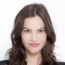 Virginie Chomicki - Présentatrice