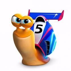 Turbo l'escargot - Personnage