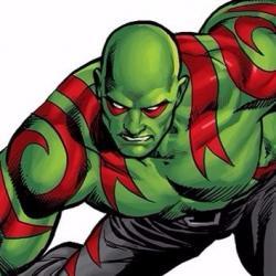Drax le Destructeur - Personnage d'animation