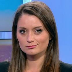 Céline Moncel - Présentatrice
