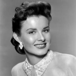 Jean Peters - Actrice