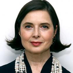 Isabella Rossellini - Actrice