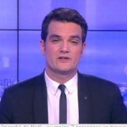 Julien Desvages - Présentateur