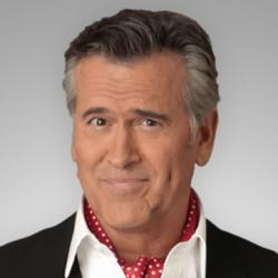 Bruce Campbell - Guest star