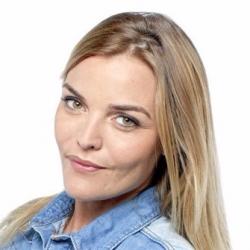 Justine Fraioli - Présentatrice