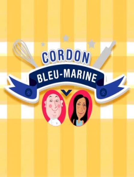 Cordon bleu marine