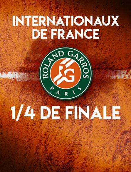 Internationaux de France 2018 - Quarts de finale