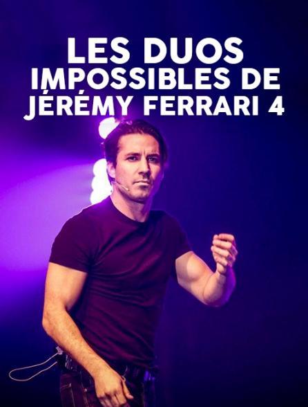 Les duos impossibles de Jérémy Ferrari 4