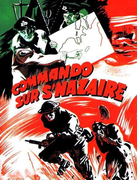 Commando sur Saint-Nazaire