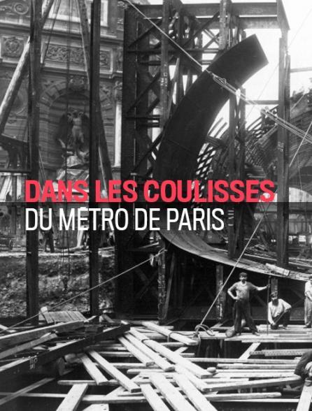 Dans les coulisses du métro de Paris